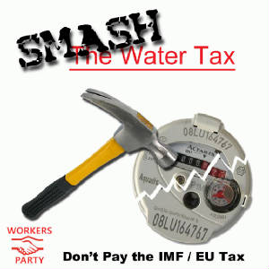 Smash the Water Tax